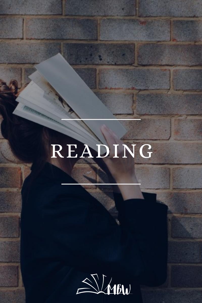 Reading blog topic