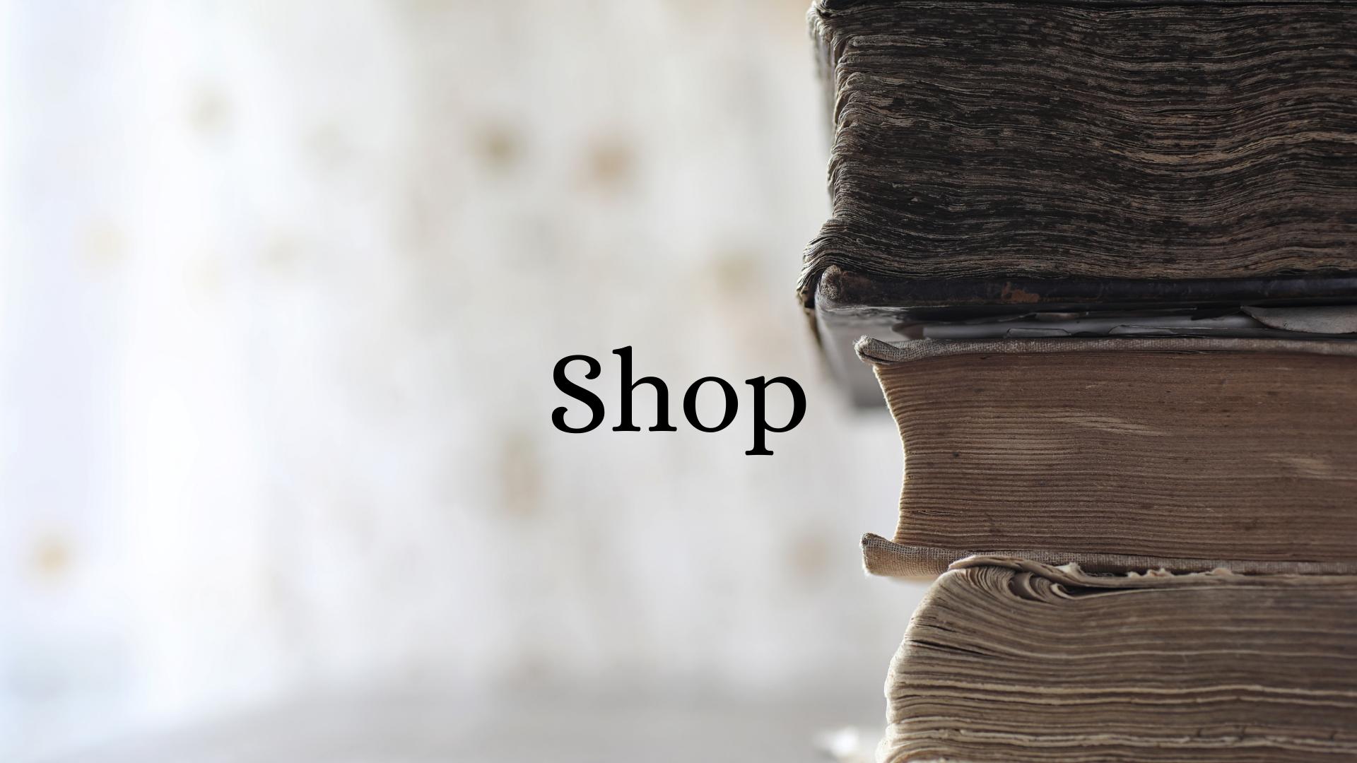 Mama Bookworm Shop