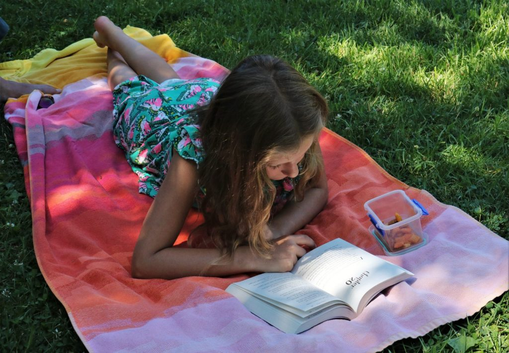 tips for building reading stamina at home