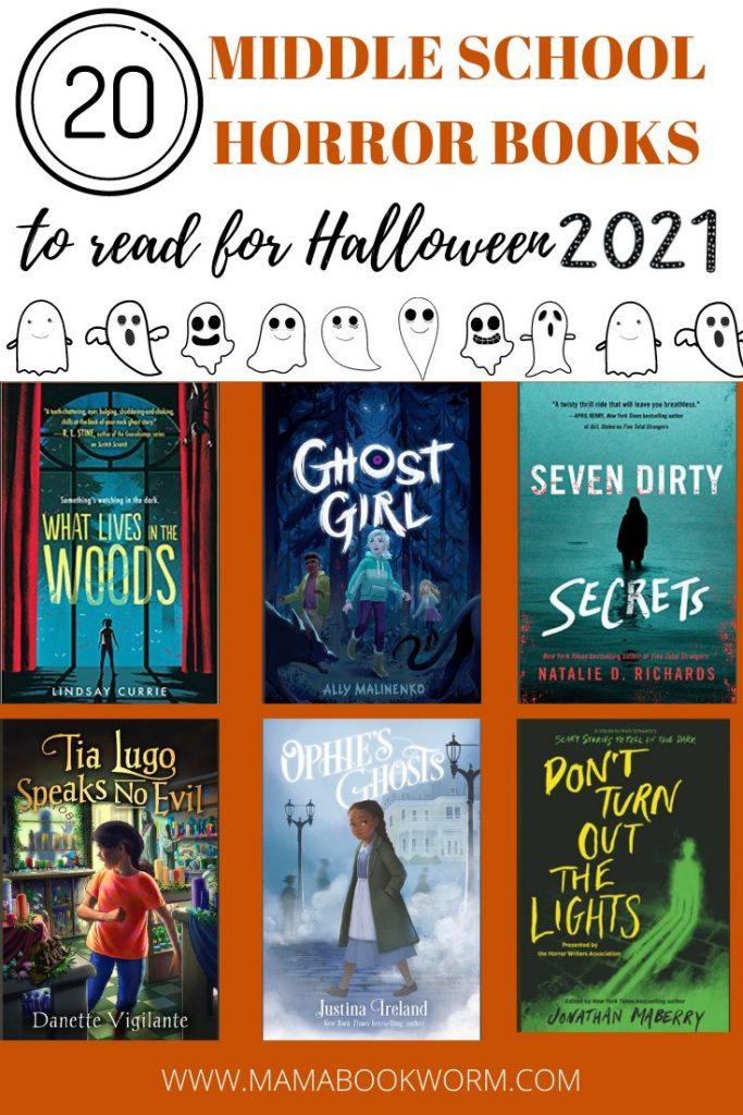 Middle School Horror Books